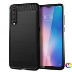 Xiaomi Mi 9 MOFI Carbon Fiber Калъф и Протектор