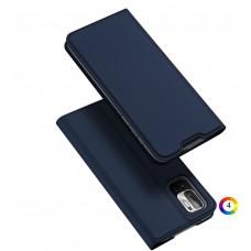 Xiaomi Redmi Note 10 5G DUX DUCIS Кожен Калъф и Протектор