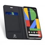 Google Pixel 4 DUX DUCIS Кожен Калъф и Протектор