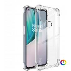 OnePlus Nord N10 5G Удароустойчив IMAK Силиконов Калъф