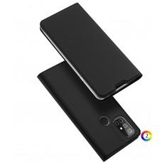 OnePlus Nord N10 5G Кожен Калъф и Протектор