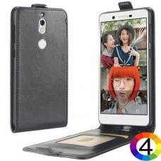 Nokia 7 Flip2 Кожен Калъф  и  Скрийн Протектор