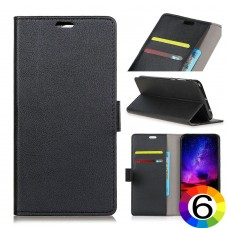 Nokia 7 plus Magnetic Wallet Кожен Калъф и Скрийн Протектор