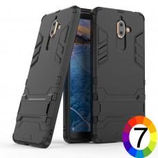 Nokia 7 plus  Удароустойчив Калъф и Протектор