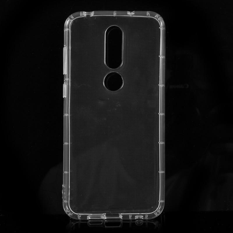 Nokia 6.1 Plus / X6  Силиконов Калъф TPU и Протектор