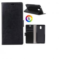 Nokia 3.1 / Nokia 3 2018 Magnetic Wallet Кожен Калъф и Скрийн Протектор