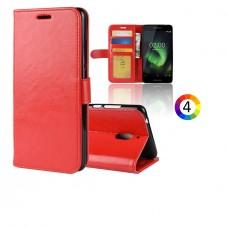 Nokia 2.1 / 2 2018  Magnetic Кожен Калъф и Протектор
