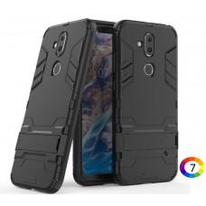 Nokia 8.1 / X7 / 8 2018  Удароустойчив Калъф 2 и Протектор