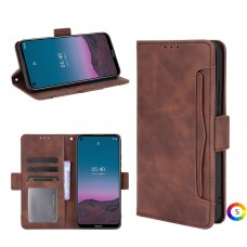 Nokia 5.4 Wallet Калъф и Протектор