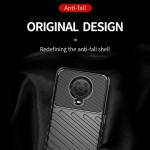 Nokia X10/X20 Удароустойчив Twill Texture Калъф и Протектор