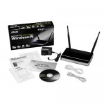 Asus DSL-N12U Wireless-N300 ADSL Modem Router