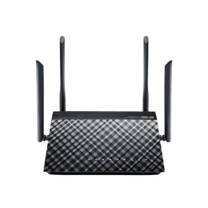 Asus RT-AC1200G+ AC1200 Dual-Band Wi-Fi Router