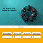 Xiaomi Watch Color 1.39 inch AMOLED Screen Bluetooth 5.0 Waterproof , Смарт Фитнес Гривна Часовник