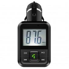 DIVA FMBT1502R, Bluetooth, USB FM Трансмитер и Зарядно за автомобил