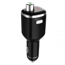 DIVA FMBT1508, Bluetooth, 2 x USB FM Трансмитер и Зарядно за автомобил