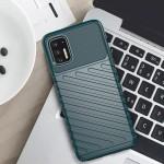 Motorola Moto G Stylus(2021) Удароустойчив Twill Texture Калъф и Протектор