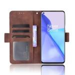 Oneplus 9R Wallet Калъф и Протектор