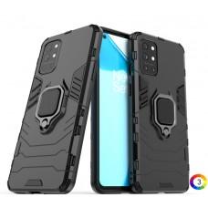 OnePlus 9R Удароустойчив Ring Holder Калъф и Протектор
