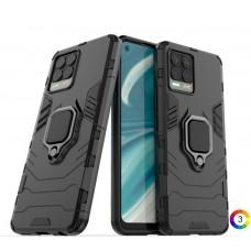 Realme 8 Pro / Realme 8 Удароустойчив Калъф и Протектор