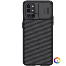 OnePlus 9R Удароустойчив NILLKIN CamShield Калъф и Протектор
