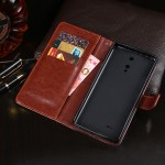 Ulefone Note 8P  Magnetic Wallet Кожен Калъф и Стилус