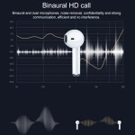 USAMS USAMS-SY02 Bluetooth 5.0 Mini TWS Binaural Wireless Bluetooth Слушалки