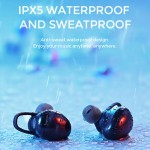 JOYROOM JR-TL2 Bluetooth 5.0 Бели Слушалки
