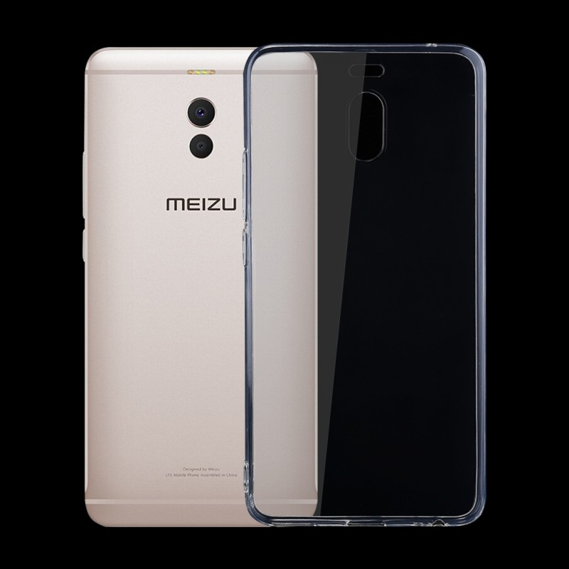 Meizu M6 Note Силиконов Калъф и Протектор