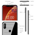OUKITEL C13 Pro 2GB 16GB, 3000mAh 6.18 инча Смартфон