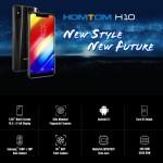 HOMTOM H10 64GB, 4GB RAM Смартфон