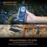 DOOGEE S86 128GB, 8GB RAM Смартфон