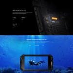 DOOGEE S60 64GB, 6GB RAM Смартфон