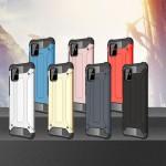 Samsung Galaxy A81/Note 10 Lite Удароустойчив Калъф и Протектор