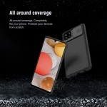 Samsung Galaxy A42 5G Удароустойчив NILLKIN CamShield Калъф и Протектор