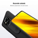 Xiaomi Poco X3 NFC Удароустойчив NILLKIN CamShield Калъф и Протектор