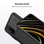 Xiaomi Poco M3 Удароустойчив NILLKIN CamShield Калъф и Протектор
