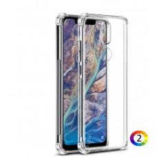Nokia 8.1 / X7 / 8 2018 IMAK Силиконов Калъф и Протектор