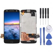 LCD Дисплей и Тъч Скрийн за Motorola Moto Z Force XT1650-02