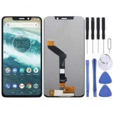 LCD Дисплей и Тъч Скрийн за Motorola One (P30 Play)