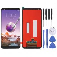 LCD Дисплей и Тъч Скрийн за LG Stylo 4