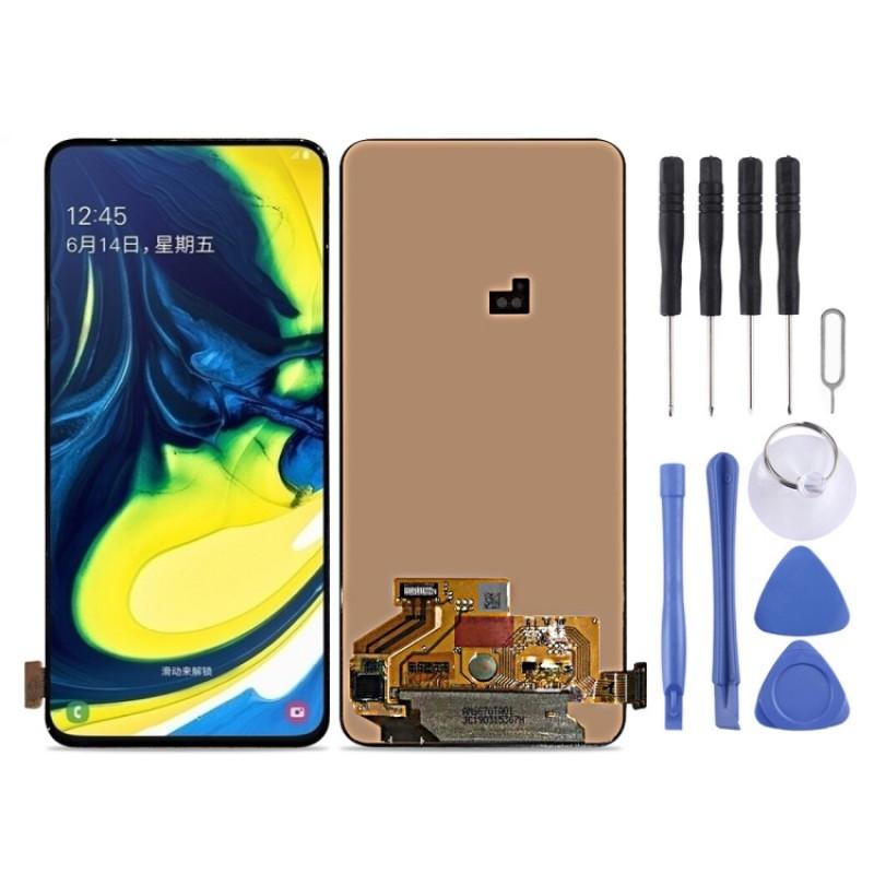 LCD Дисплей и Тъч Скрийн за Samsung Galaxy A80 A90 A805F