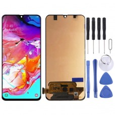 LCD Дисплей и Тъч Скрийн за Samsung Galaxy A70, M-A705F/DS, SM-A705FN/DS, SM-A705GM/DS, SM-A705MN/DS, SM-A7050
