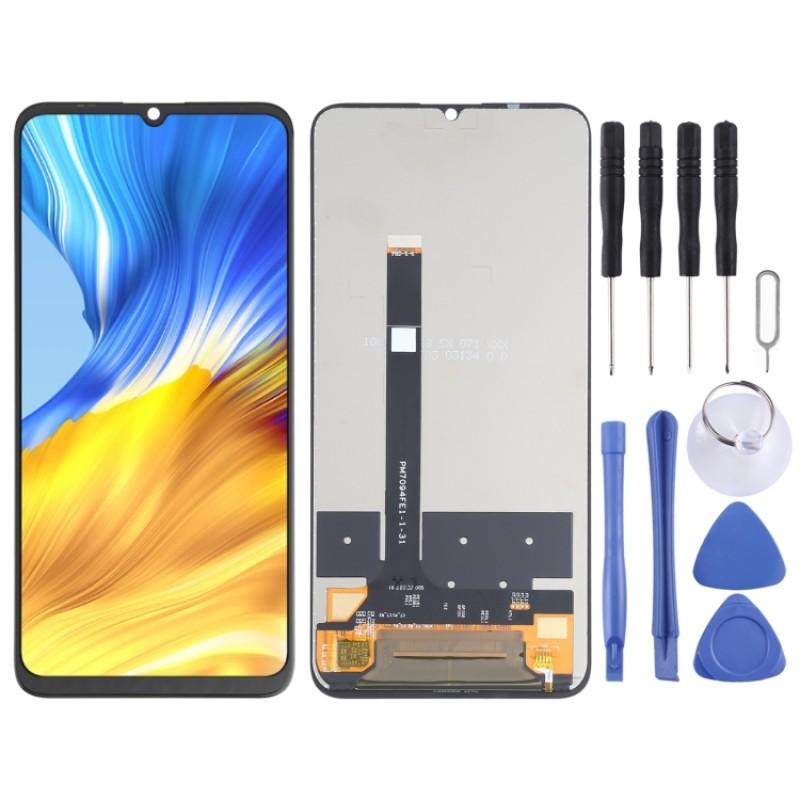 LCD Дисплей и Тъч Скрийн за Huawei Honor X10 Max 5G KKG-AN00
