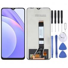 LCD Дисплей и Тъч Скрийн за Xiaomi Poco M3 M2010J19CG