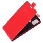 LG K50S Flip3 Кожен Калъф и Протектор
