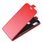 Oukitel C15 Pro Flip3 Кожен Калъф и Стилус
