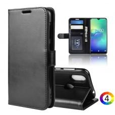 Oukitel C15 Pro Magnetic Wallet Кожен Калъф и Стилус