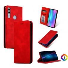 Huawei Honor 20 Lite Wallet Кожен Калъф и Протектор