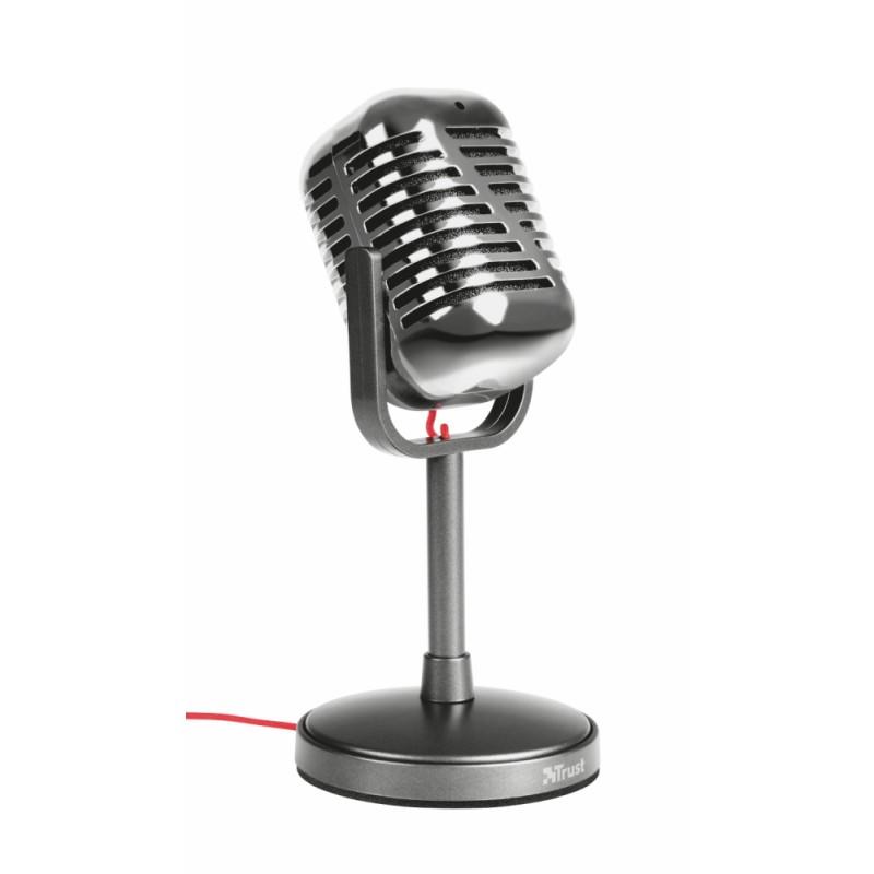 TRUST Elvii Vintage Микрофон