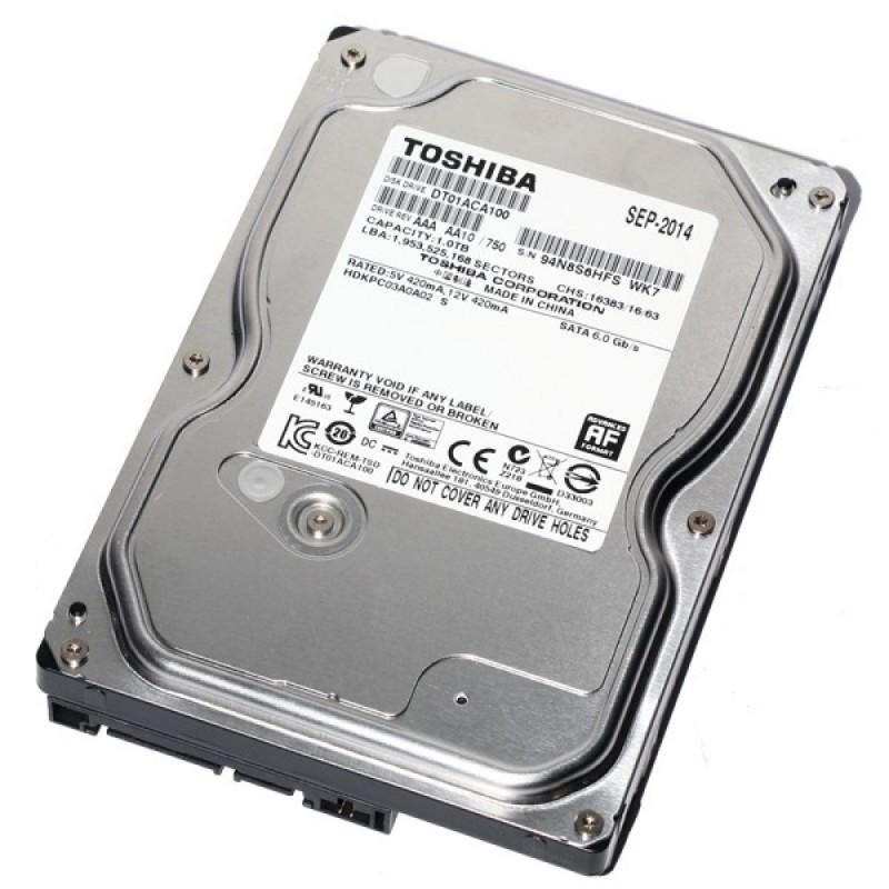 """Toshiba  1TB 3.5"""" Твърд Диск"""
